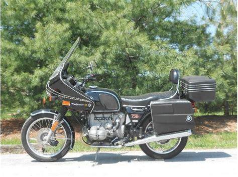 1975 bmw motorcycle buy 1975 bmw r75 6 standard on 2040motos