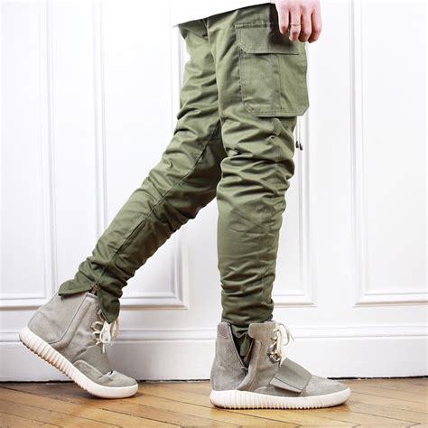 Cotton Lab Essential Jogger Cargo Olive popular olive green buy cheap olive green lots