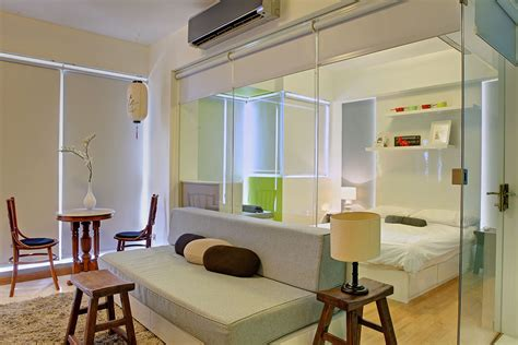 in chinatown theme serviced apartment in singapore