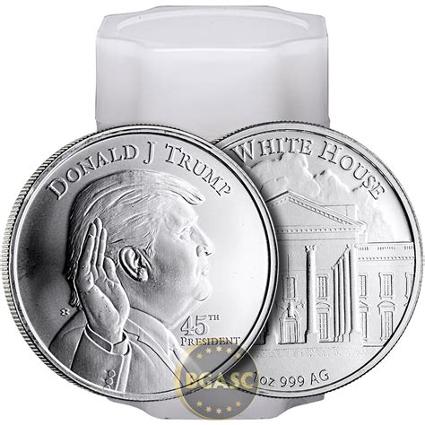 1 oz silver rounds 999 buy 1 oz silver donald rounds 999 silver