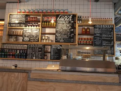 Kitchen Amsterdam by Dinner Picture Of The Student Hotel Amsterdam West