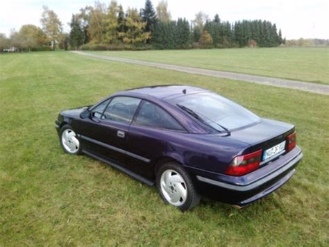 opel calibra turbo 4wd week 1993 opel calibra turbo 16v 4x4 german cars