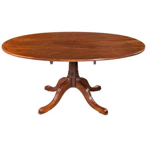 Oval Mahogany Dining Table George Iii Period Oval Mahogany Dining Table For Sale At 1stdibs