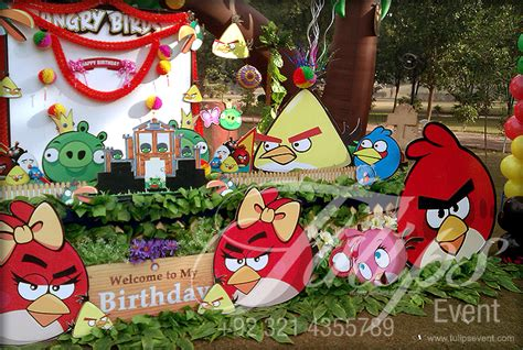 Angry Birds Decoration Ideas Angry Birds