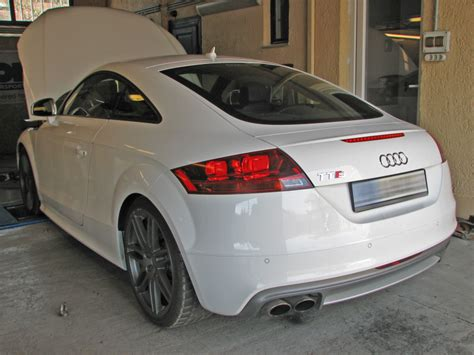 Audi Tts Chiptuning by Audi Chiptuning Gt Speed It Up Chiptuning