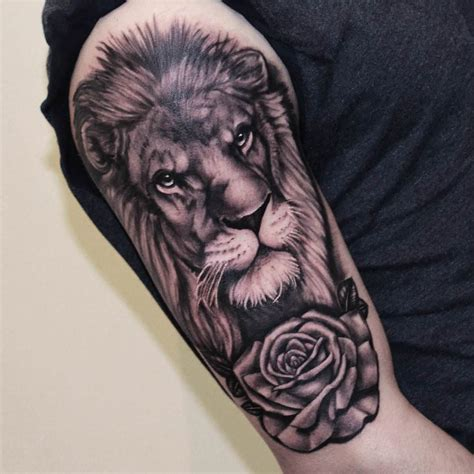 lion sleeve tattoo designs 27 cool sleeve designs ideas design trends