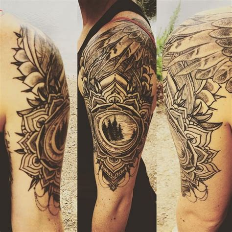 mandala tattoo e 53 top mandala tattoos of all time