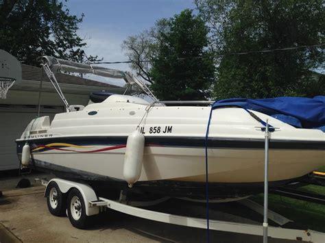 bayliner rendezvous boats for sale bayliner rendezvous 2159 deck boat 2001 for sale for