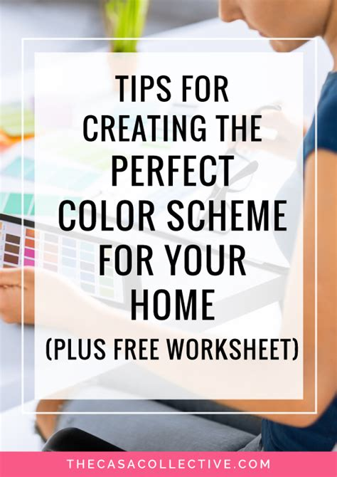 3 helpful tips for doing the perfect home decor by yourself tips for creating the perfect color scheme for your home