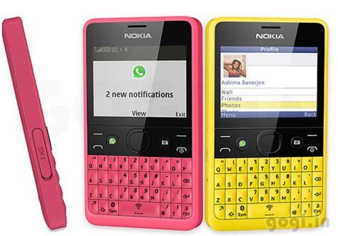 Hp Nokia Asha Qwerty Dual Sim nokia asha 210 dual sim qwerty phone for rs 3999