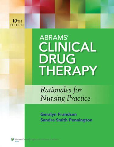 Nursing Rationales For Heroin Detoxing by Matthewsbooks 9781609137113 1609137116 Clinical