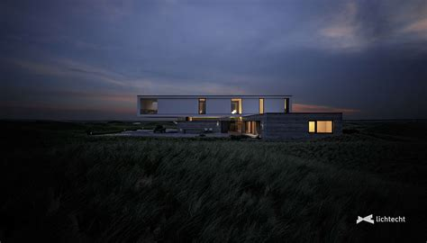 ghost writer location dune house on the sea coast on behance