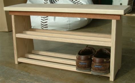 building a shoe rack bench shoe rack plans desk woodoperating plans building a