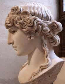 artist of hairstyle ancient roman hair