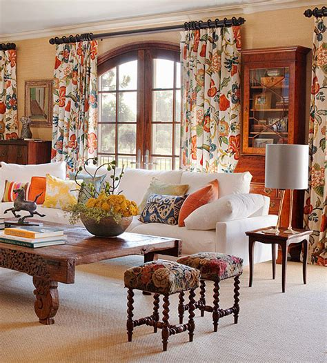 Blue And Orange Living Room by Mixing Patterns How To Decorate Like A Pro