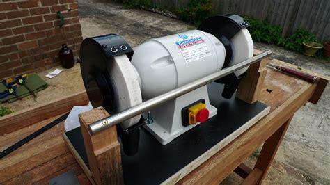 diy bench rest woodwork built bench grinder tool rest plans pdf plans