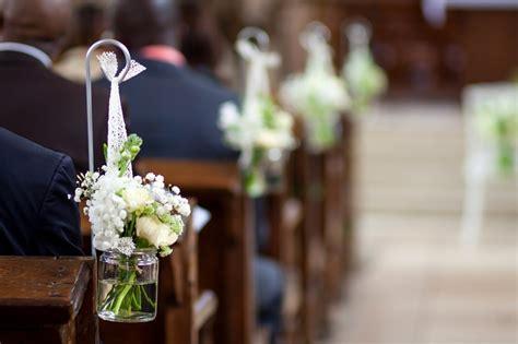 Kirchendeko Hochzeit by Hochzeit Kirchenb 228 Nke Schm 252 Cken Kirche Deko