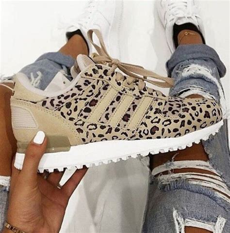 shoes leopard print adidas shoes wheretoget