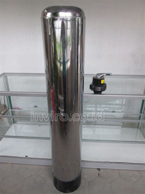 Frp Tank 1054 Lapis Stainless Tabung Media Frp Lapis Stainless Steel 10 Quot 1054 Coat Model 3 Way Valve Inviro