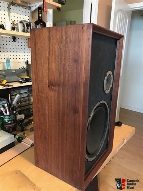 vintage altec lansing corona bookshelf speakers 839b