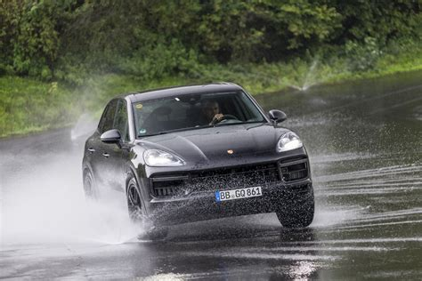 Der Neue Porsche Cayenne by Technik Das Kann Der Neue Porsche Cayenne