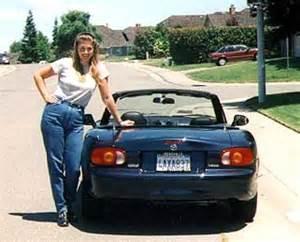 Vanity Plate Ideas For Miata My 1999 Mazda Miata Mx 5 Convertible
