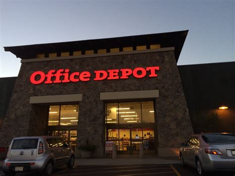 Find The Nearest Office Depot by Photos For Office Depot Yelp