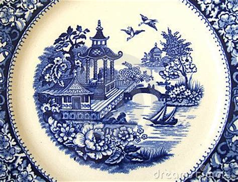 willow pattern close up 48 best images about chinese vases in blue and white on