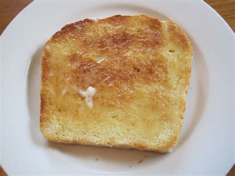 Buttered Bread In Toaster How Do You Like Your Toast Hotukdeals