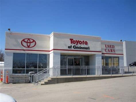 Toyota Dealership Cincinnati Joseph Toyota Of Cincinnati Cincinnati Oh 45251 2403