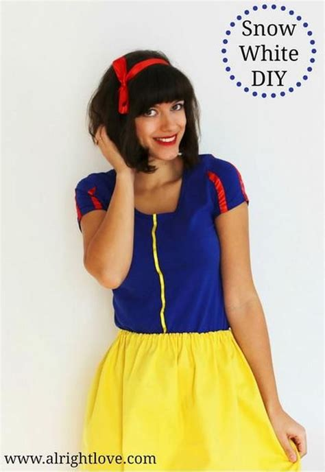 Handmade Snow White Costume - best 25 diy snow white costume ideas on white