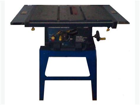 mastercraft 10 bench saw mastercraft 10 quot table saw central ottawa inside greenbelt