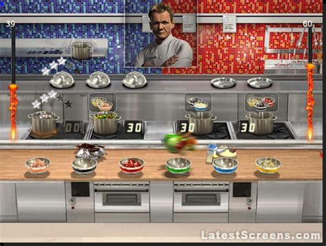 Hk Hells Kitchen by All Hell S Kitchen Screenshots For Nintendo Ds Pc Wii