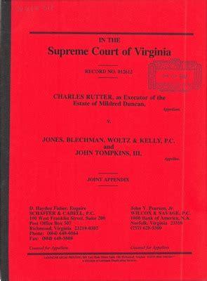 Virginia Judicial Search Virginia Supreme Court Records Volume 264 Virginia