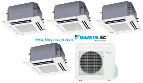 Ac Daikin Cassette 4 Pk 4mxs36nmvju ffq09lvju 9k9k9k daikin zone ceiling cassette 4mxs36nmvju ffq09lvju four