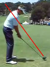 robert allenby golf swing robert allenby driver swing analysis progolferdigest