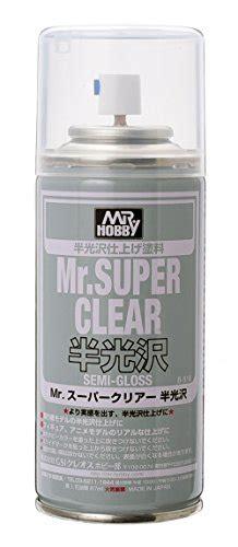 Murah Mr Hobby Top Coat Semi Gloss mr clear semi gloss 170ml gundam store
