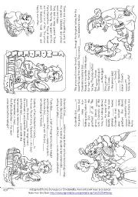 printable version of cinderella english worksheets cinderella story mini book
