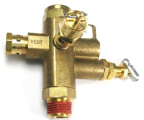 18063 ridgid air compressor unloader valve inverted flare inlet ebay
