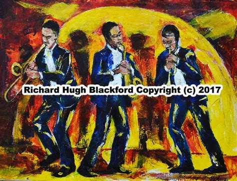 biography of jamaican artist richard hugh blackford art jamaican art richard hugh blackford s jamaican