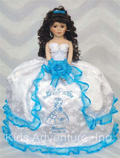 black quinceanera doll heidicollection esmeralda 21 quot quinceanera doll