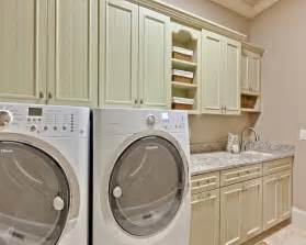 Laundry Room Cabinets Design Traditional Laundry Room Interior Design With Fancy Laundry Room Cabinets And White Washing