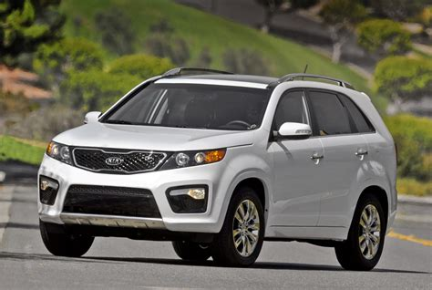Kia Sorento 2012 Specs 2012 Kia Sorento Pictures Photos Gallery Motorauthority