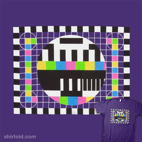 philips test pattern t shirt philips test pattern shirtoid