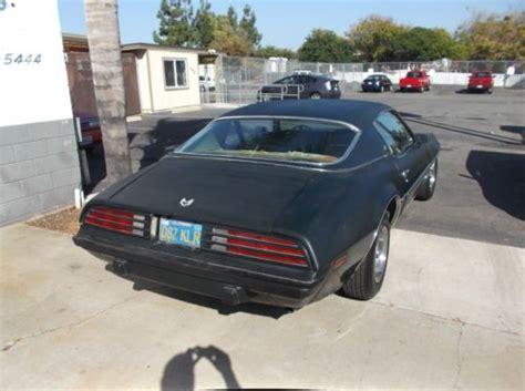 1974 pontiac firebird esprit for sale buy used 1974 pontiac firebird esprit coupe 2 door no