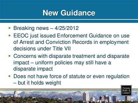 Does Class C Misdemeanor Show Up Background Check New Eeoc Guidelines Regarding Criminal Background Checks