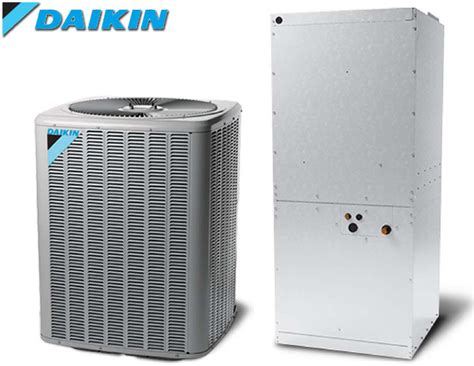 Ac Central Daikin 7 5 ton daikin split central air system 208 230v 3 phase ebay