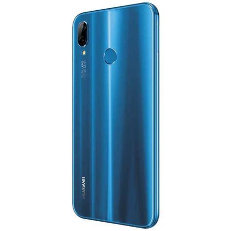 celular libre huawei p20 lite azul ds 4g alkosto tienda