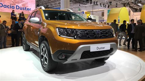 The New Dacia Duster Looks Like A Cut Price Qashqai