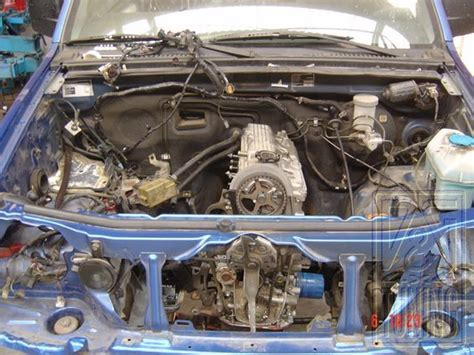 Suzuki Jimny Engine Conversion Difflock View Topic Engines In A Jimny